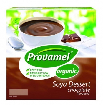 Био десерт от соя шоколад 125 гр.
