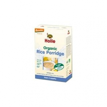 "Бебешка био оризова каша ""Holle"""