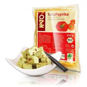 Био пикантно тофу с чушка Kato