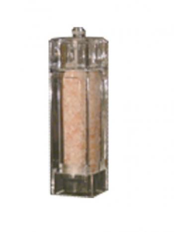 Квадратна мелничка с хималайска сол