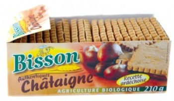 Бисквити Бисон – кестени