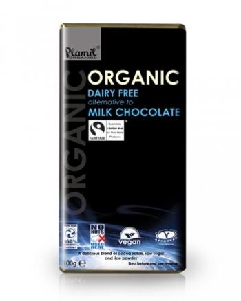 Био шоколад без млечни продукти 100 гр.