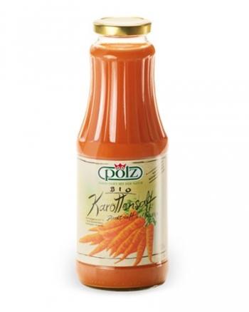 Био сок от моркови 1l
