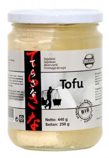 Био тофу в буркан