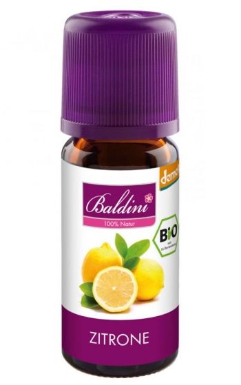Био етерично масло от лимон, 10 мл
