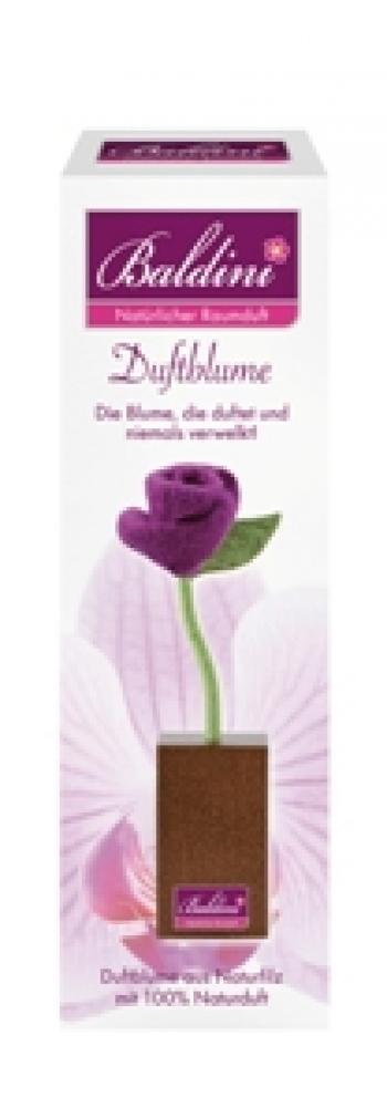"""Ръчно изработено цвете от вълнен филц и ароматна композиция """"Сладки сънища"""""""