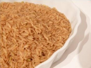 Ориз кафяв - Био