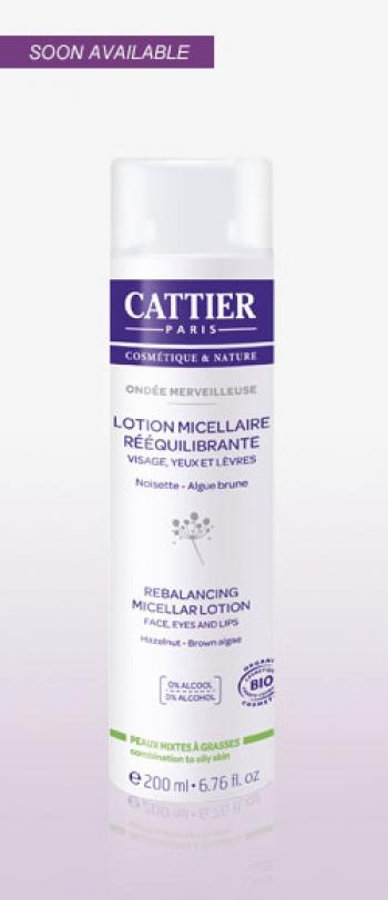 Catteir - Балансиращ мицеларен лосион