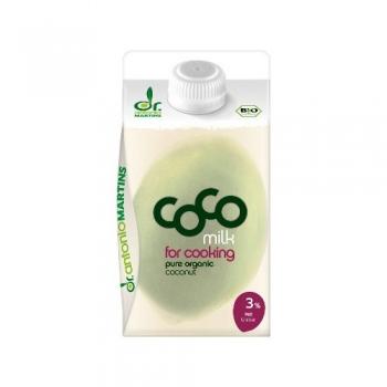 Био кокосово мляко за готвене 500 мл