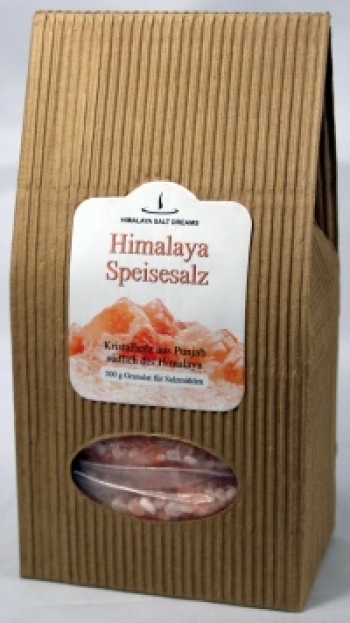 Хималайска сол (едра) - 1 кг.