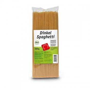 Био спагети от спелта