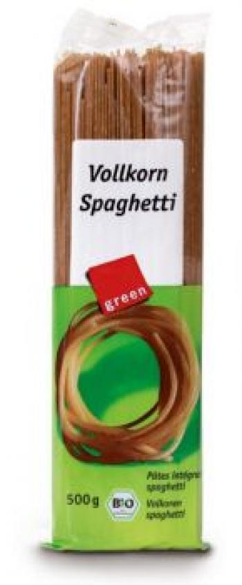 Био пълнозърнести спагети