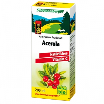 Сок от ацерола