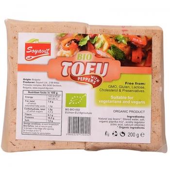 Тофу с чушка 200гр.