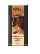 Био натурален шоколад какао 72% Vivani