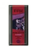 Био натурален шоколад с касис Vivani