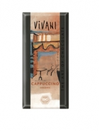Био млечен шоколад капучино Vivani