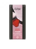 Био бял шоколад с ягоди и йогурт Vivani