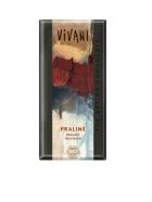 Био млечен шоколад с нуга крем Vivani