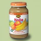 """Био пюре мюсли с плодове, """"Holle"""""""
