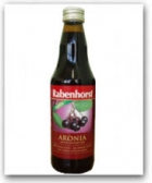 Биологичен сок АРОНИЯ 100% - RABENHORST