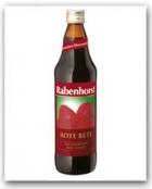 Биологичен сок ЧЕРВЕНО ЦВЕКЛО - RABENHORST