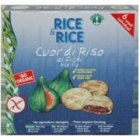 Био оризови бисквити със смокиня без глутин