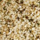 Био конопени семена белени - 1 кг.