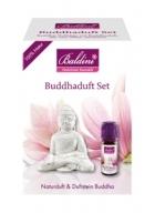 Порцеланова статуетка Буда с ароматна композиция, 10 ml