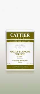 Cattier Свръх фина бяла глина, за ВЪТРЕШНА И ВЪНШНА УПОТРЕБА.