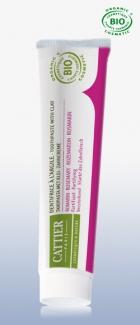 """Паста за зъби  DENTARGILE ROMARIN- Anti-âge et fortifiant – Подсилваща """"Anti-âge"""" паста с розмарин"""