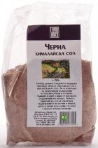 Черна хималайска сол, фина - 250 гр.