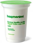 Био кисело мляко 3,6 % Хармоника
